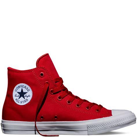 Converse Chucky chuck all ii salsa white navy salsa