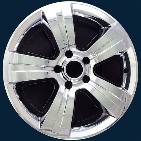 jeep patriot chrome rims 11 17 jeep patriot 17 quot chrome wheel skins 7238p c