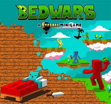 bed wars bed wars v1 0 is live play the full release now hypixel