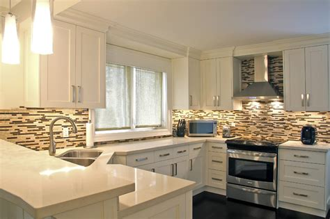 Shell Sconces Granite Quartzite Marble Quartz Countertops Contemporary