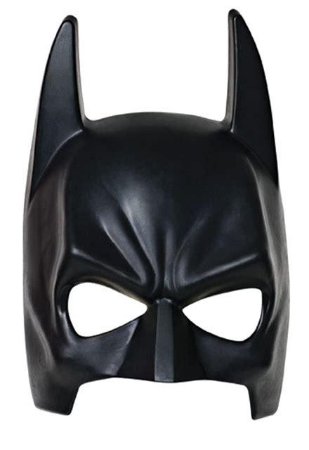 printable mask of batman free full color batman and spiderman printable face masks