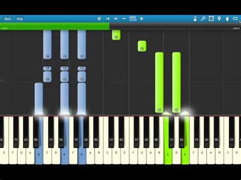 piano tutorial unconditionally katy perry unconditionally piano tutorial by plutax