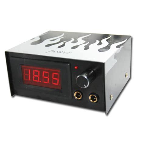 tattoo machine and power supply hot hurricane digital tattoo machine power supply