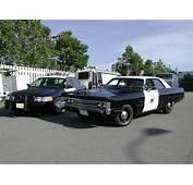 Policecardk 1971 Plymouth Fury Walnut Creek Police