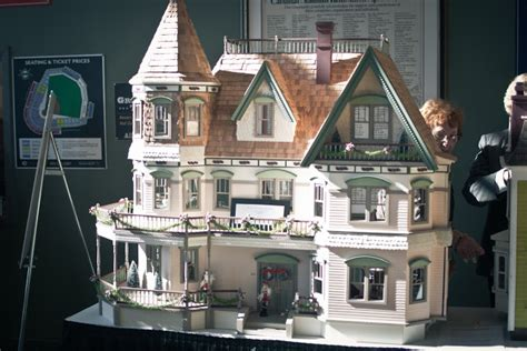 big doll house for sale falling for louisville festival of trees lights