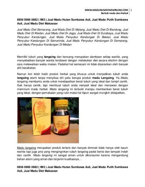 Obat Herbal Bioseven madu putih sumbawa the knownledge