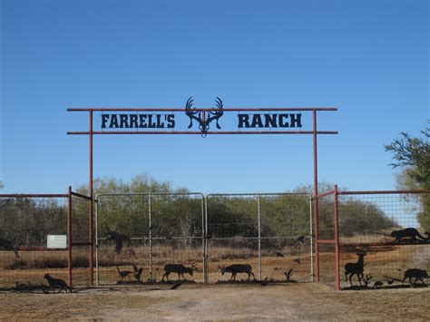 Rancher House file farrell s ranch sign in la salle county tx img 2472