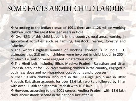 Essay On Child Labour by The Best And Worst Topics For Article Writing On Child Labour