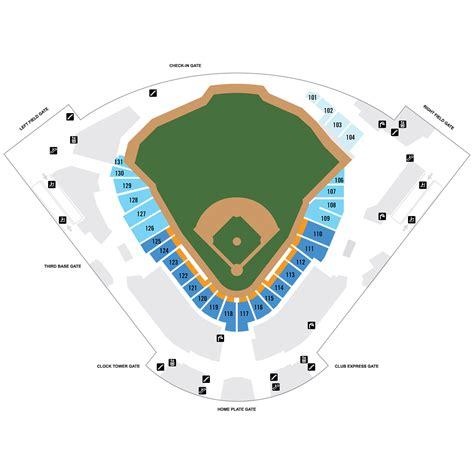 miller park seating map miller park map milwaukee brewers