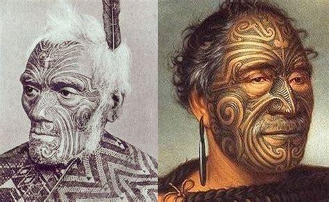 imagenes de leones tatuados tatuajes maories todos los dise 241 os y su significados