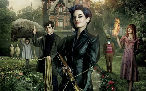 miss peregrine s home for peculiar children new hd
