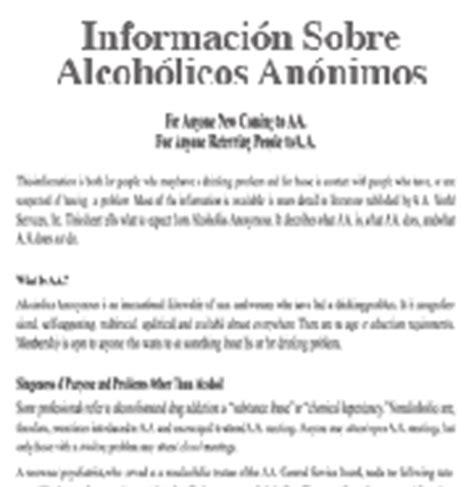 preguntas generales sobre el alcoholismo alcoholics anonymous 191 qu 233 es a a