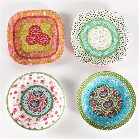 Clear Glass Plates For Decoupage - decoupage glass plates diy crafty ideas