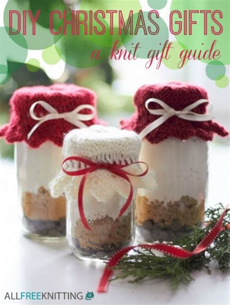 39 diy christmas gifts a knit gift guide