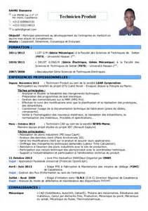 Curriculum Vitae References by Exemple Cv Amelioration Continue Cv Anonyme
