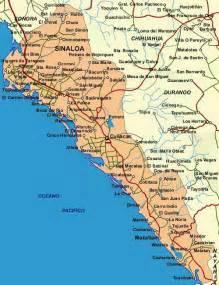 Sinaloa Mexico Map by Corrido De Heraclio Bernal History