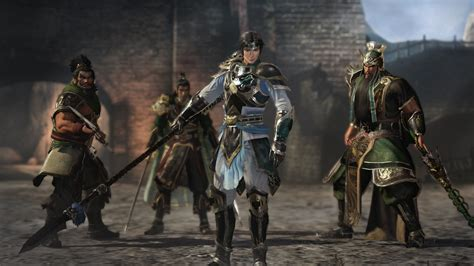 Dynasty Warriors 8 dynasty warriors 8 xtreme legends introduces new