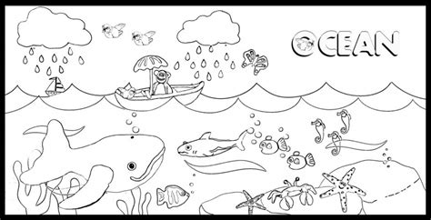 preschool coloring pages ocean animals get this ocean coloring pages printable wy4m9