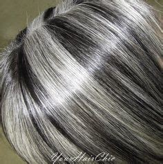 salt and pepper hair highlights lolights salt and pepper hair with dark lowlights google search