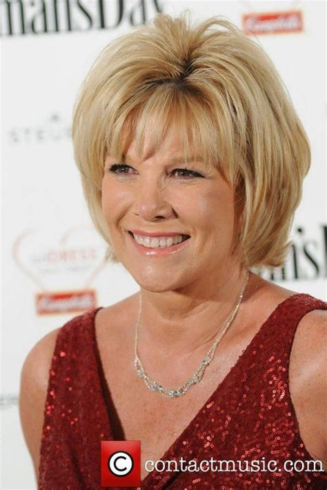 joan lunden s hairstyles short hairstyles wordpress and shorts on pinterest