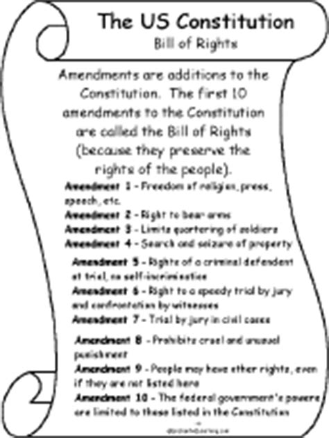 Outline Of The 7 Articles Of The Constitution by Us Constitution A Printable Book Enchantedlearning