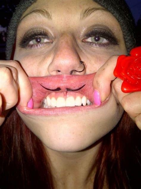 lip tattoo questions my next lip tattoo hah random favs tattoos picture lip