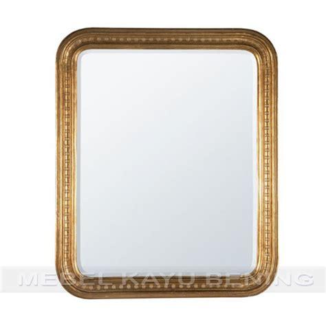 Cermin Hiasan cermin kayu hiasan dinding model antik ukiran jepara prisha
