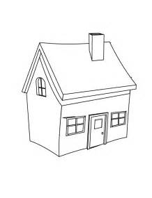 house coloring pages house color page coloring home