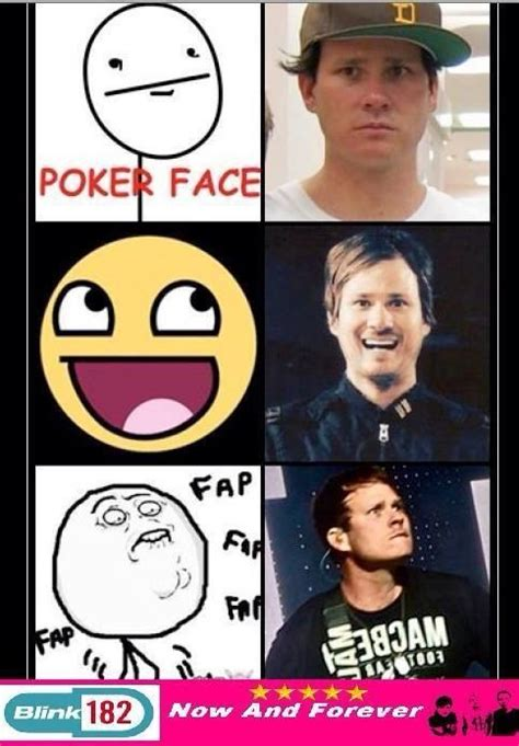 Blink 182 Meme - blink 182 tom delonge face meme blink 182 life for life pinter