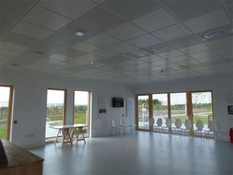 armstrong ceiling tiles feature at bre innovation park