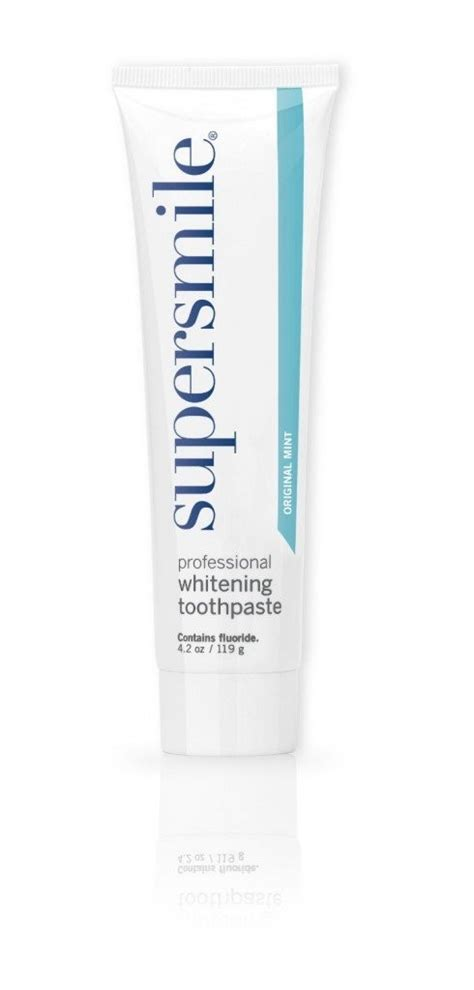 whitening toothpaste   busy lifestyle