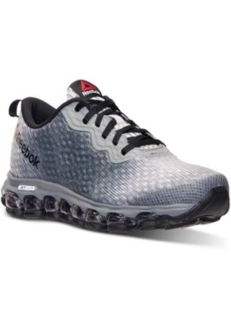reebok mens sneakers reebok reebok s zjet thunder running sneakers from