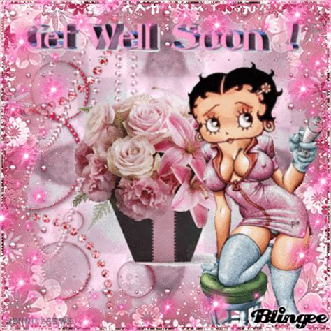 Betey Pink pink get well betty picture 125653940 blingee