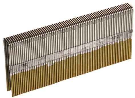 senco n21brb heavy wire staple 7 16 in 2 in leg 16 ga