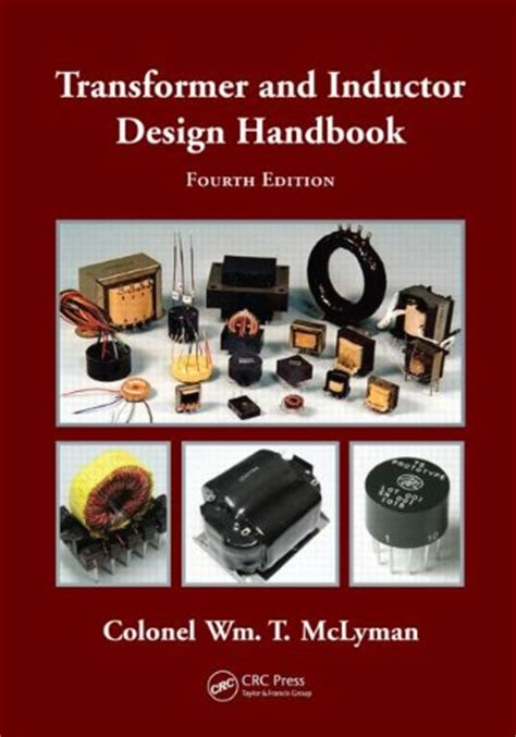transformer engineering design technology and diagnostics second edition books transformer and inductor design handbook pdf free