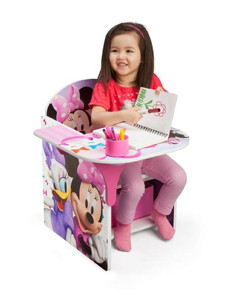 disney chair with desk disney minnie mouse chair desk
