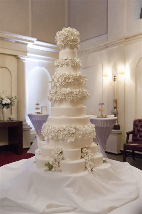 Luxury Wedding Cakes by Wedding Cakes Luxurious And Classic Cakes From Langs Of