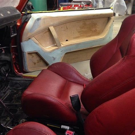Fiberglass Interior Panels by Nothing Like Becausess Fiberglass And Bondo In The