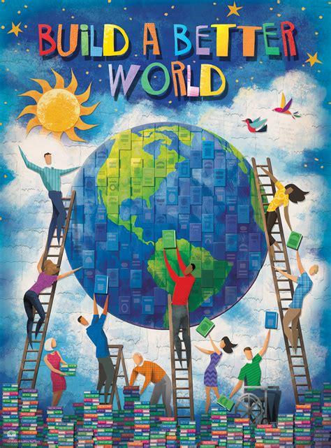 A Better World build a better world harris county library