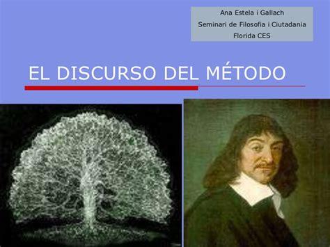 discurso del metodo y 843093796x descartes y el discurso del m 233 todo