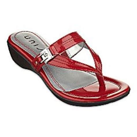 unisa loula wedge sandal unisa 174 annika wedge sandals from jcpenney shoes