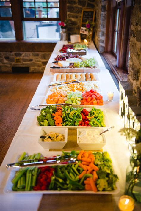 fruit table for wedding reception our wedding celebration kristen laczi