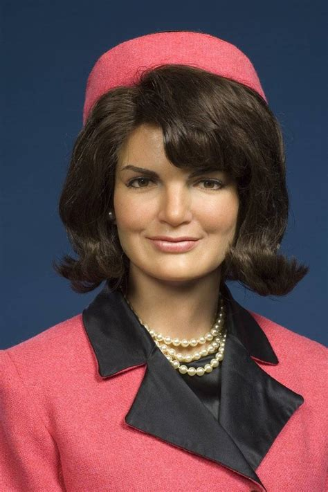 jaqueline kennedy jacqueline kennedy onassis images wax figure of jackie