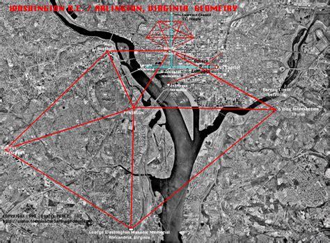 washington dc map secret washington dc tunnels