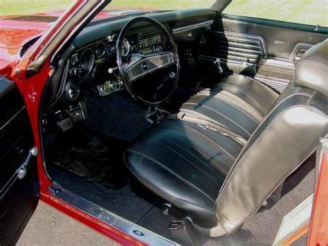 1969 Chevelle Interior by 1969 Chevelle Interior Kits