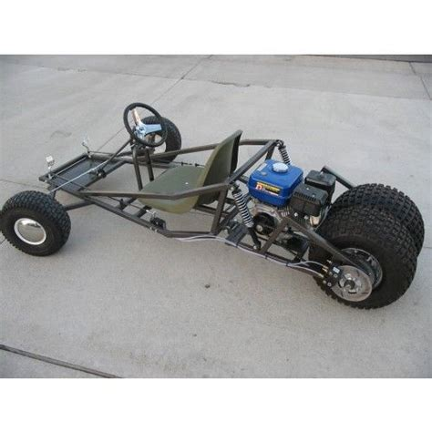 Awesome Go Karts by Go Kart Plans And Blueprints For Spidercarts Scorpion