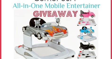 Mobile Homes Usa Giveaway - mail4rosey combi usa mobile entertainer for baby giveaway
