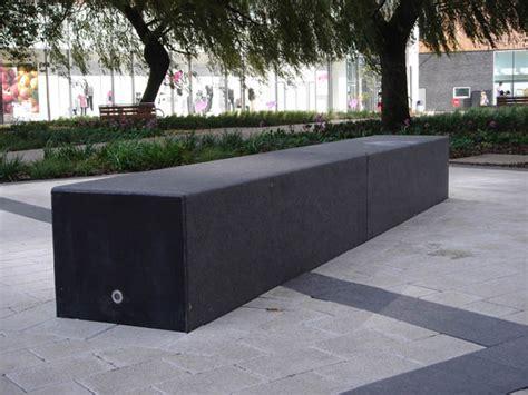 Versa Street Furniture   Granite & Stone Seats & Benches