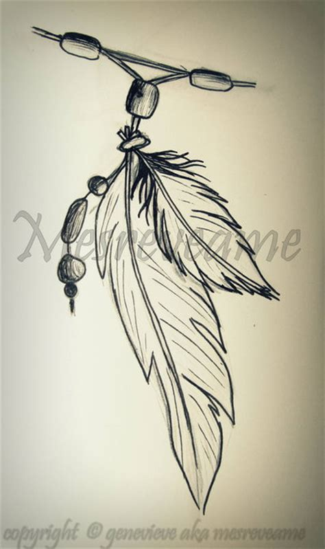 feather tattoo by potato pirate on deviantart