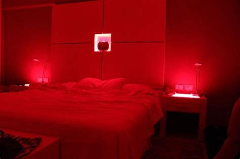 red light bulb in bedroom a ritmo di house picture of temptation resort spa cancun